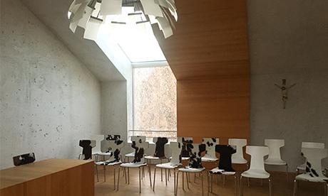 Innenansicht Saal und Konferenzraum Bürgerhaus Blaibach