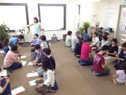 仏教の基礎講座と気功の基礎講座を一緒に行う心の勉強会