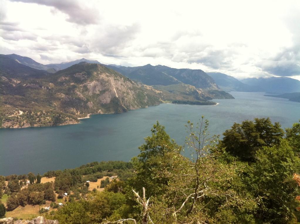 Der Nahuel Huapi See in Villa la Angostura (bei Bariloche)