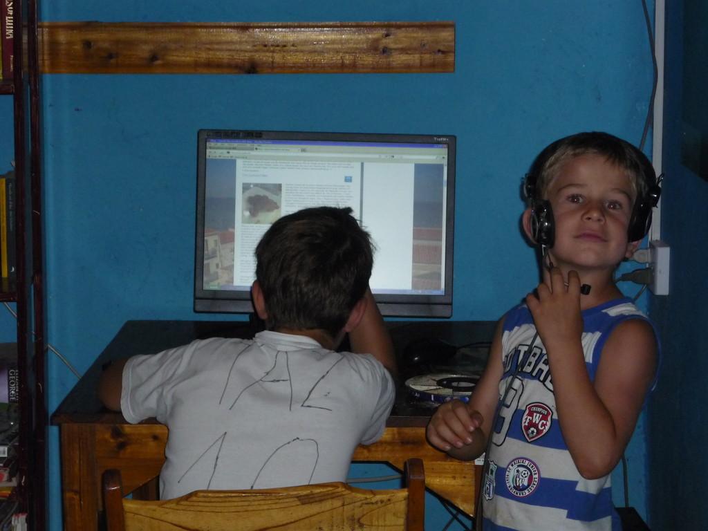 An unserem Blog haben wir sogar selber Freude ;-)
