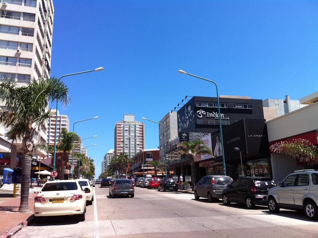 Punta del Este Downtown