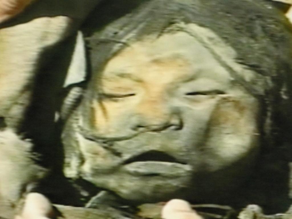 Die Mumie desMaedchens