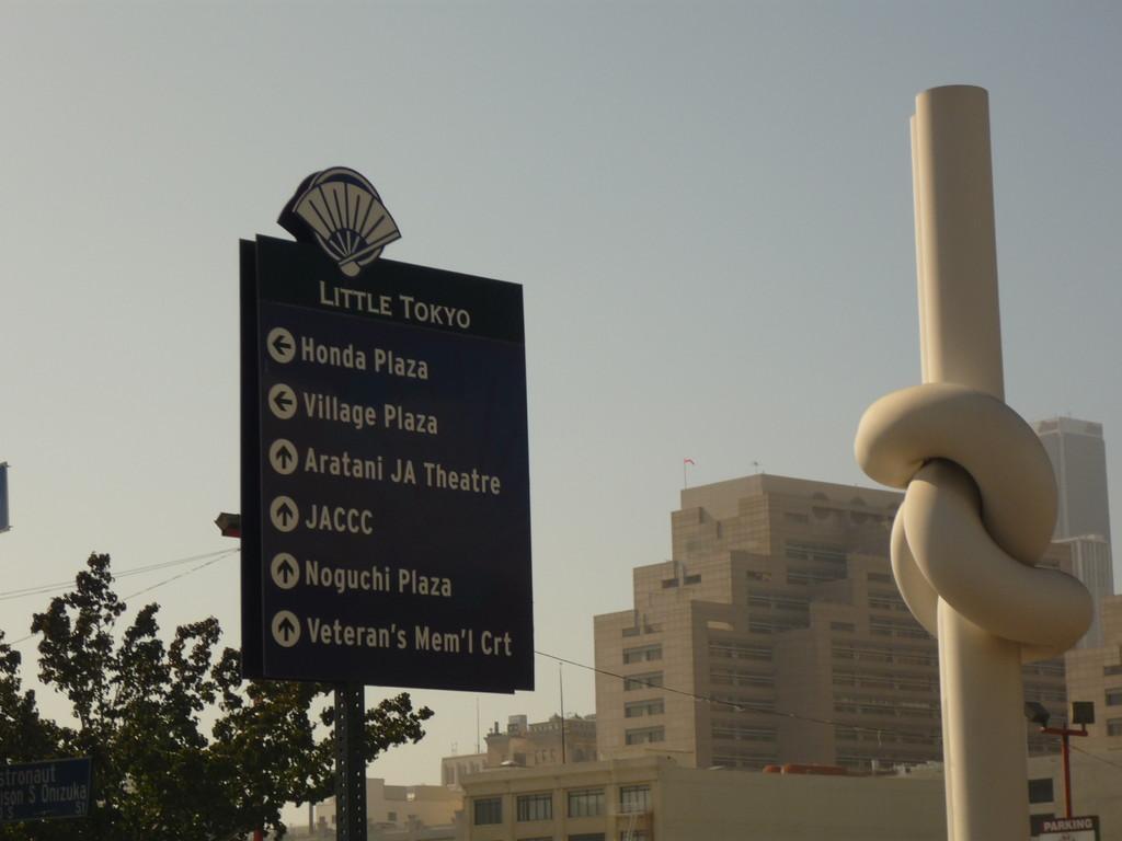 Little Tokyo, ein anderer Stadtteil LAs