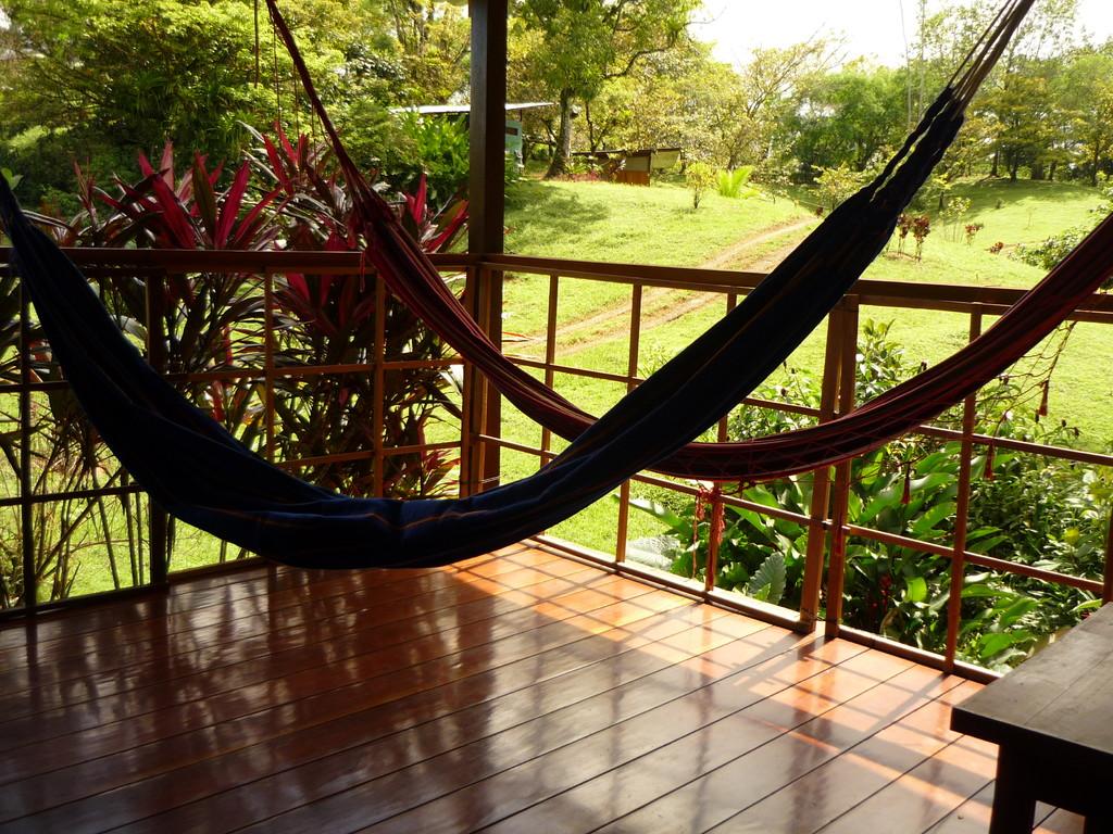 Ruhe auf der Terrasse