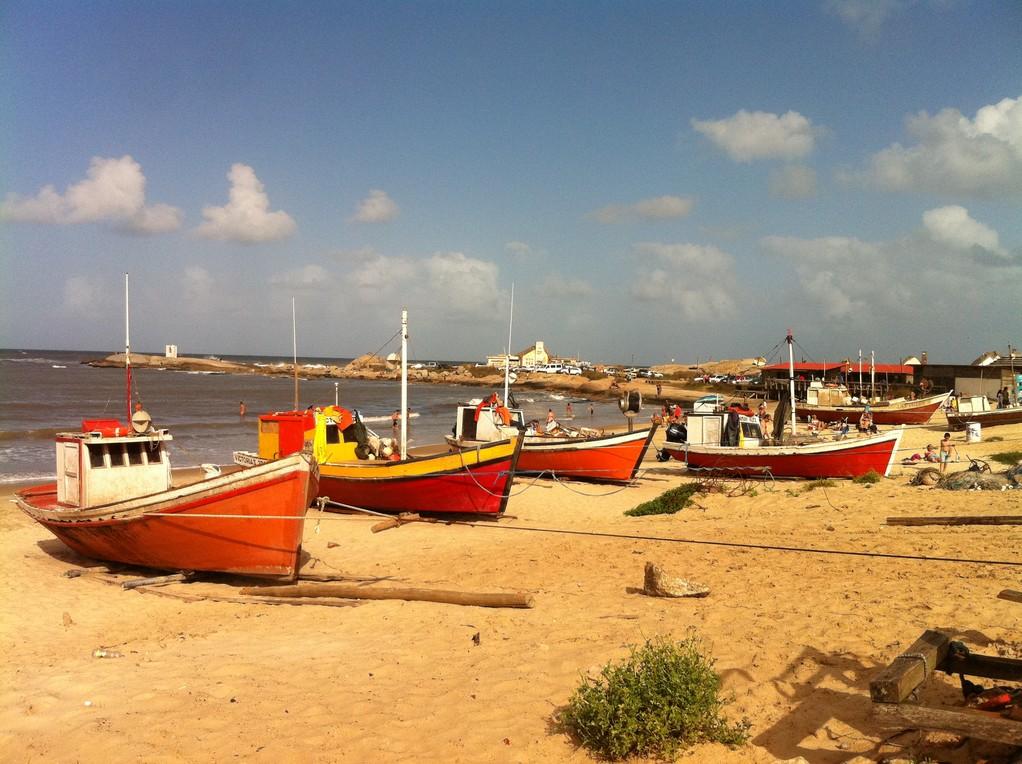 La Playa de los Pescadores
