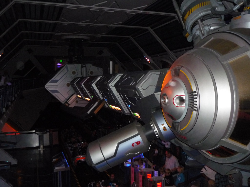 Das Raumschiff aus Star Wars