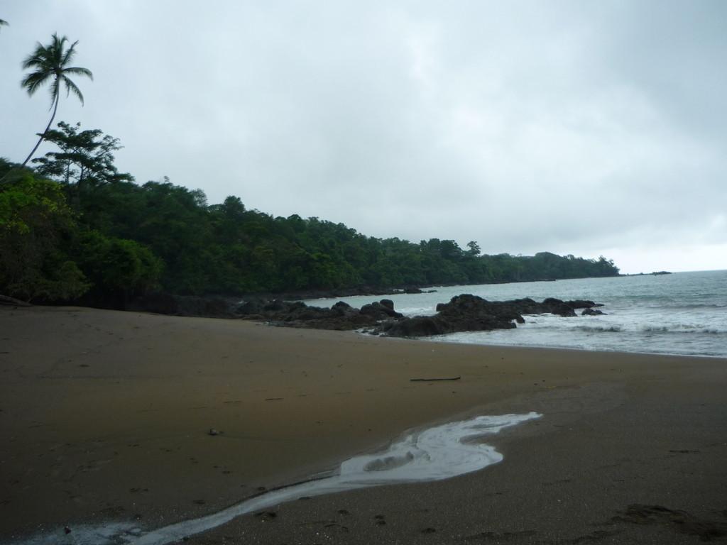 Start der Exkursion in das Herz des Nationalparks Corcovado
