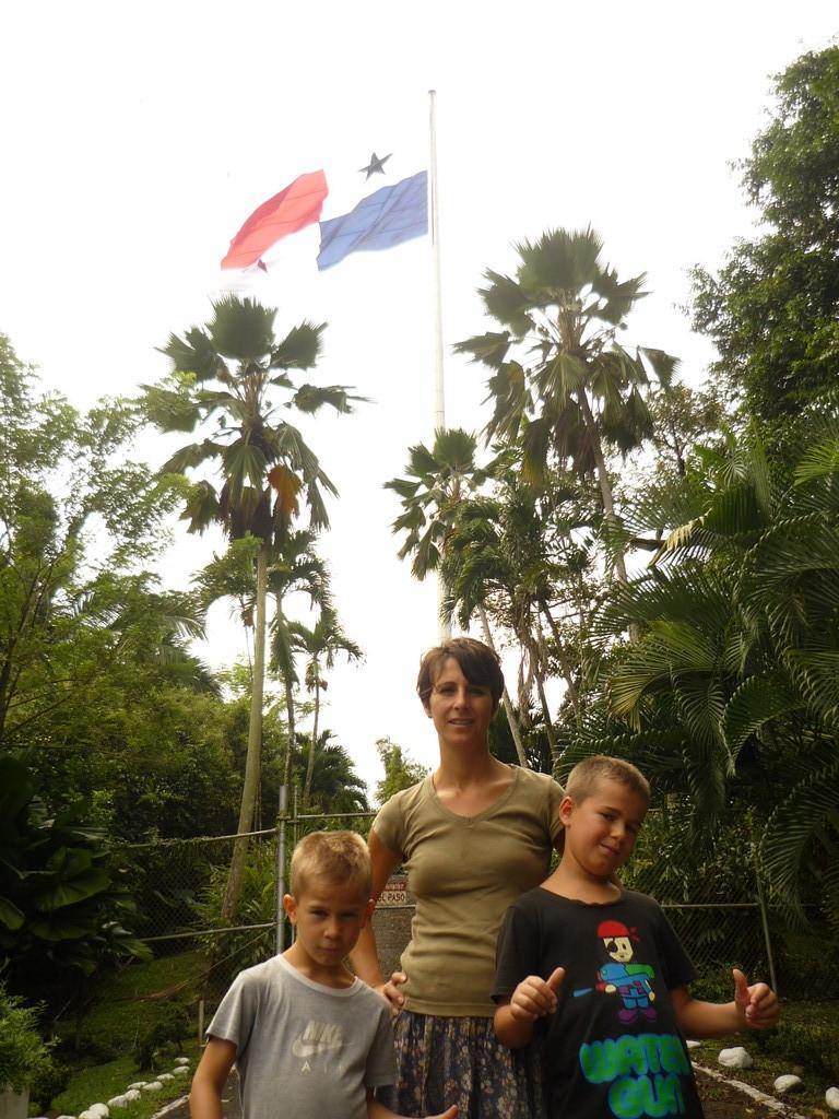 Unter der Flagge Panamas zu stehen tut unheimlich gut!