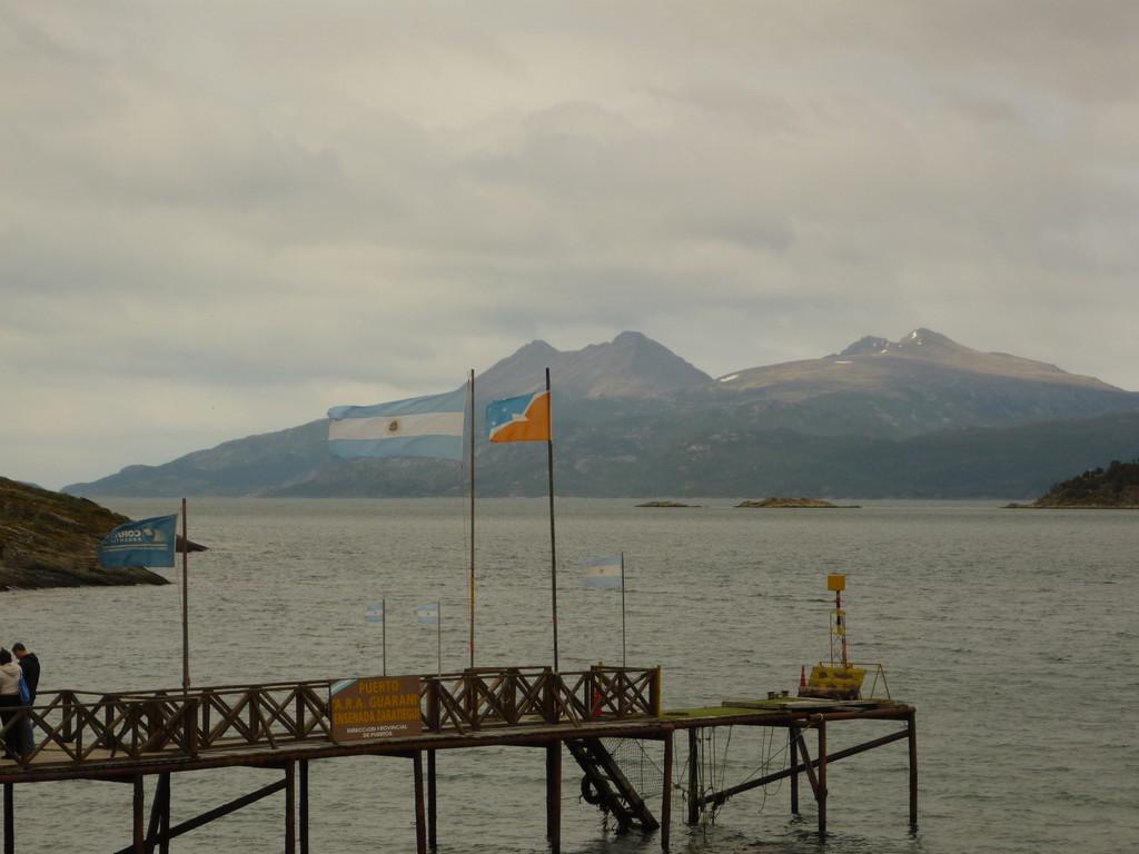 Auf dem Weg zum Tierra del Fuego Nationalpark