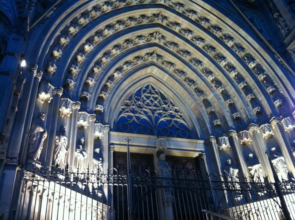 Die Kathedrale, ein wunderbarer Bau