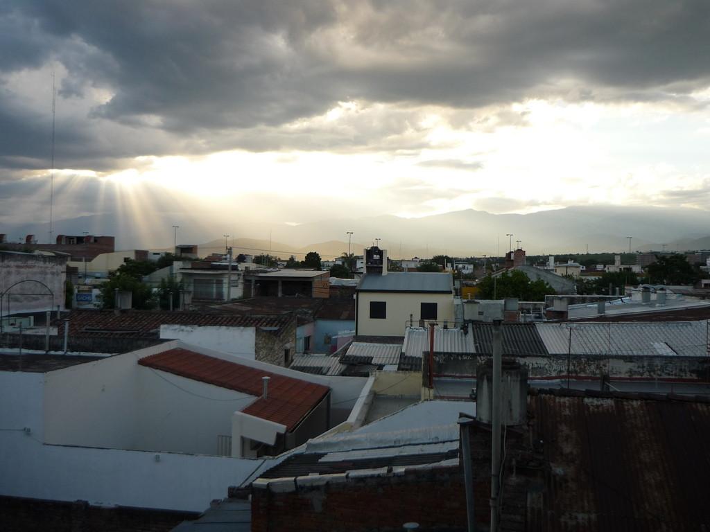 Zurueck in Salta