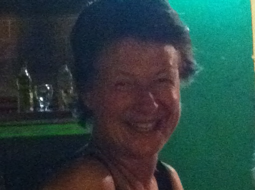 Zu Besuch an unserer Party: Bea aus Rapperswil