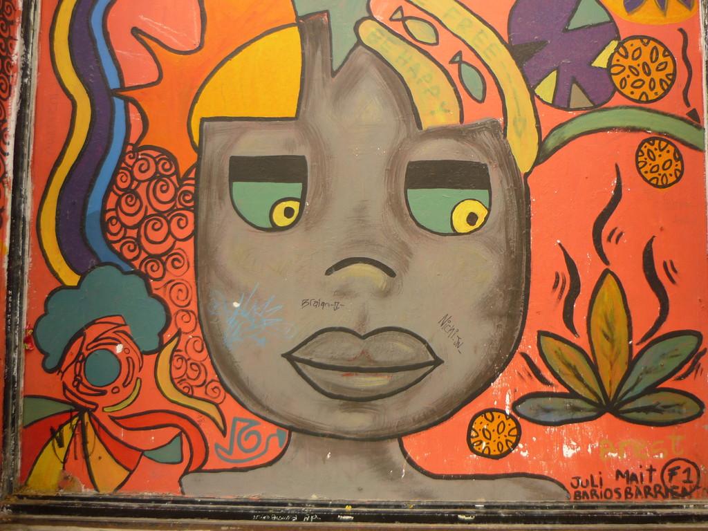 Graffiti Kunst made in Ushuaia
