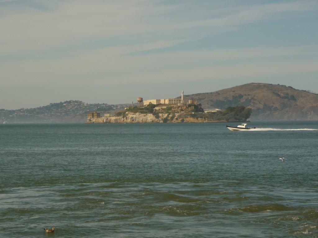 Alcatraz, das beruehmt-beruechtigte Gefaengnis