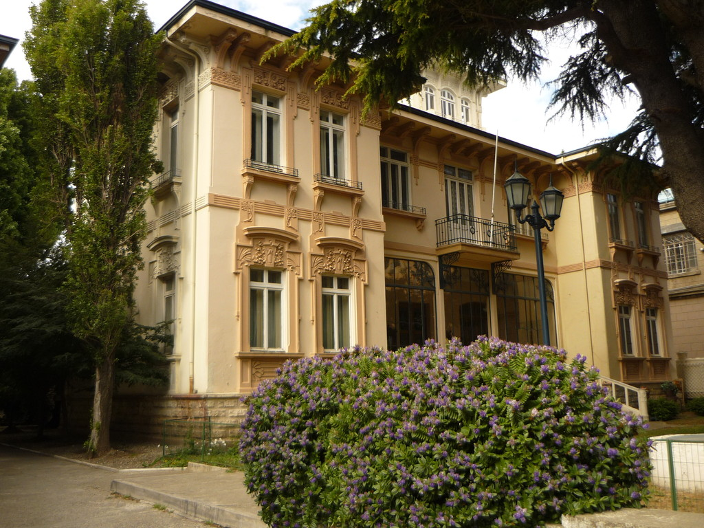 Das Haus des Barons von Punta Arenas: Jose Menendez
