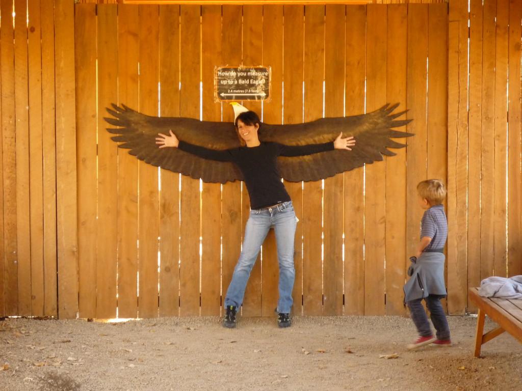 Mum Eagle