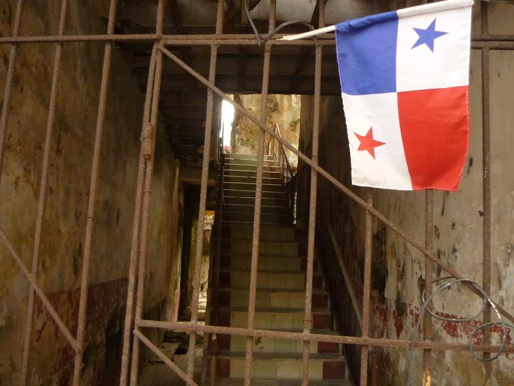 Das Nationalbewusstsein der Panamaer ist gross (kein Wunder!)