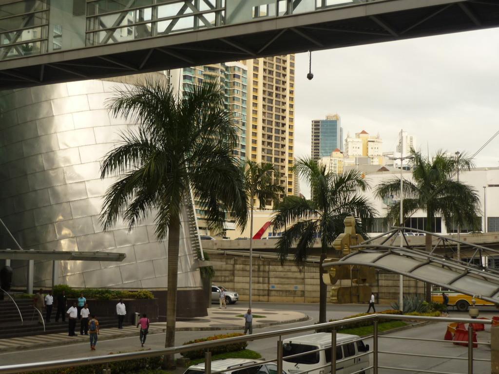 Panama City ist die modernste Stadt Mittelamerikas