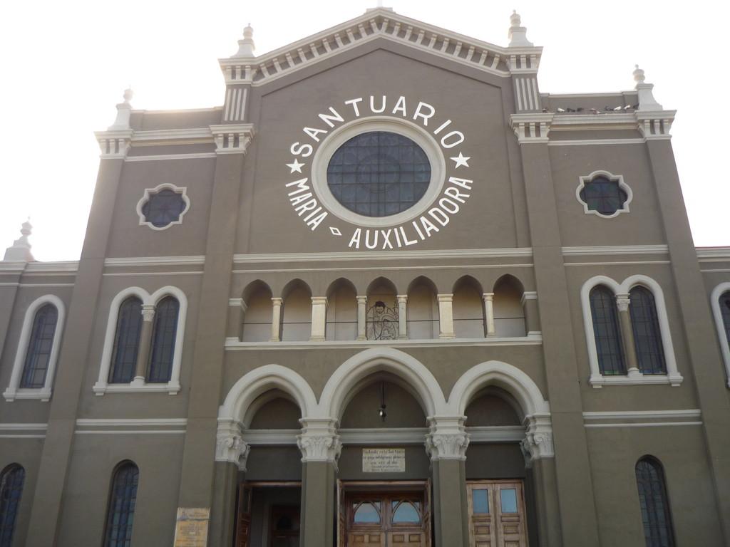 Die markante Kathedrale