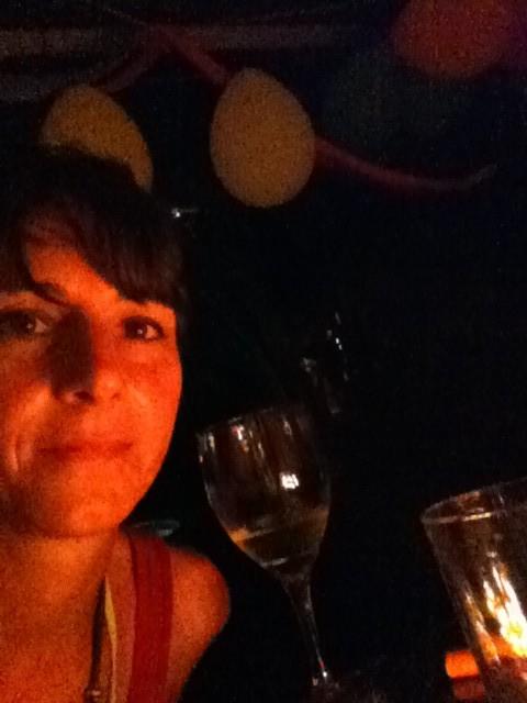 Ein gutes Glas Wein...