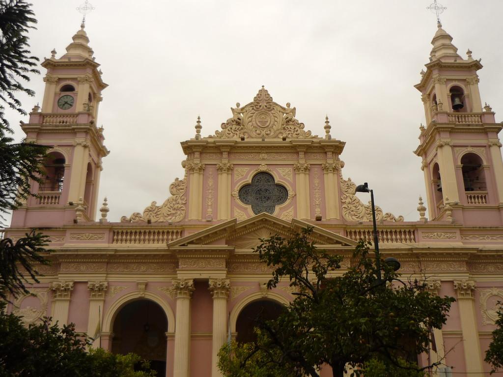 Die Kathedrale in Salta