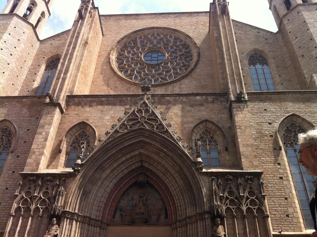 """Bekannt aus Ildefonso Falcones """"Kathedrale des Meeres"""""""