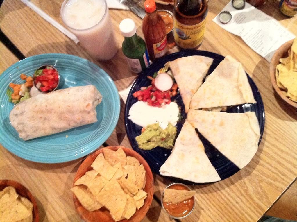 """Im """"Popolitos"""" gibts die besten Burritos in San Francisco"""