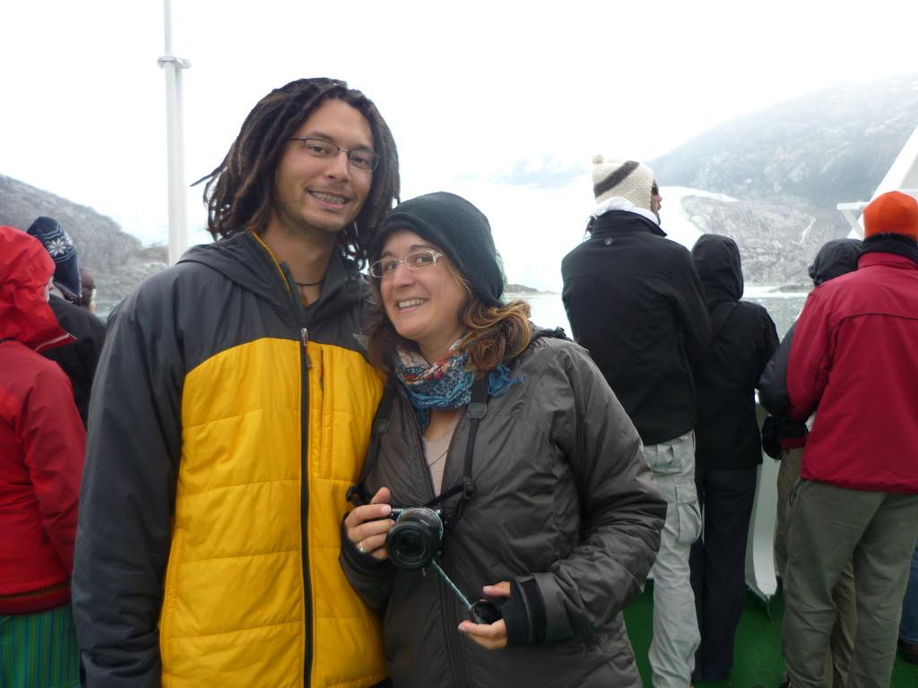 Benny und Christine aus Duebendorf