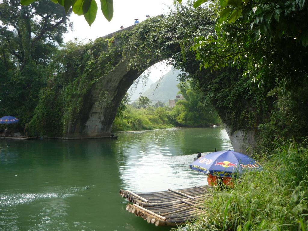 Die Dreagon Bridge ist 600 Jahre alt