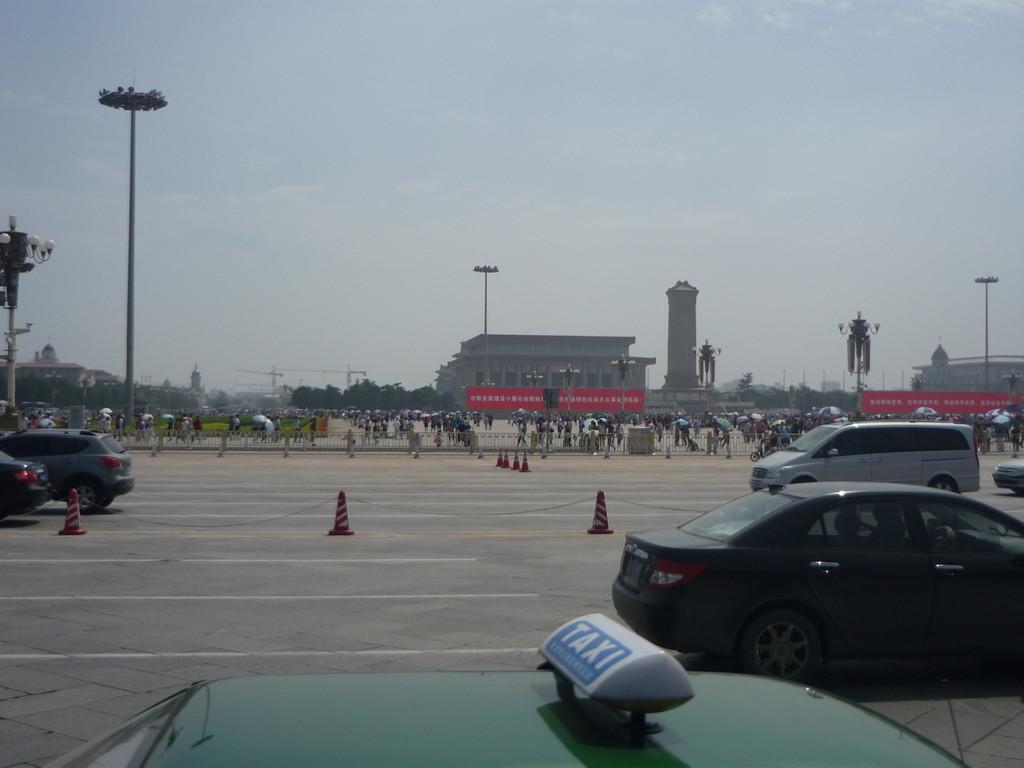 Tiananmen - Der Platz des himmlischen Friedens