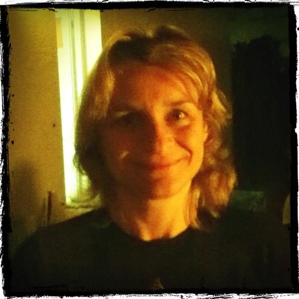 Claudia, die in Uruguay arbeitet fuer ein paar Monate