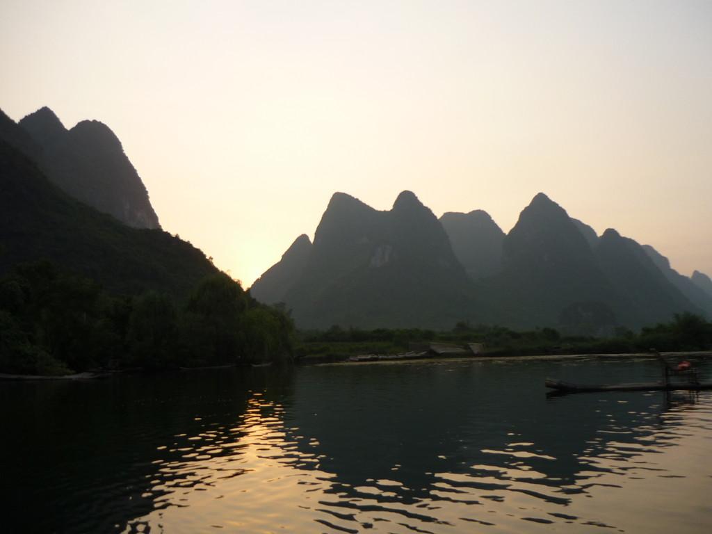Die schoenste Gegend Chinas