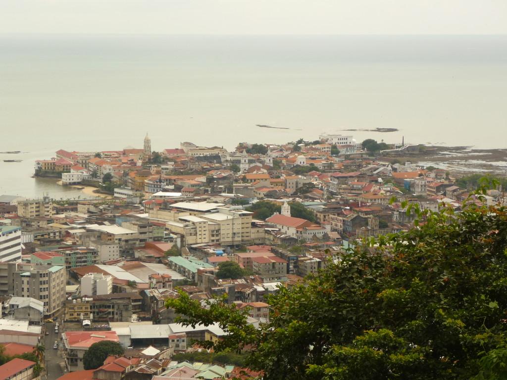 ...und Casco Viejo, den Stadtteil der auf die Konquistadoren zurueck geht