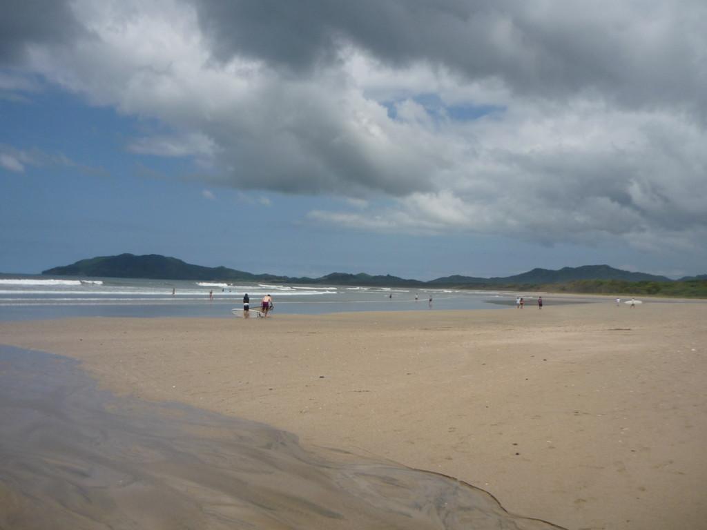 Der Strand von Tamarindo