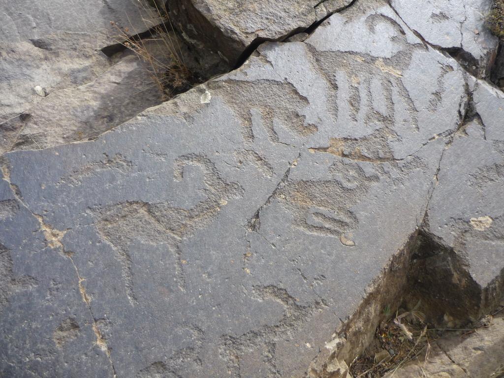 Die Petroglyphen