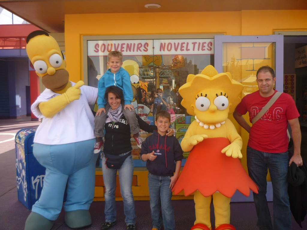 Simpsons forever...