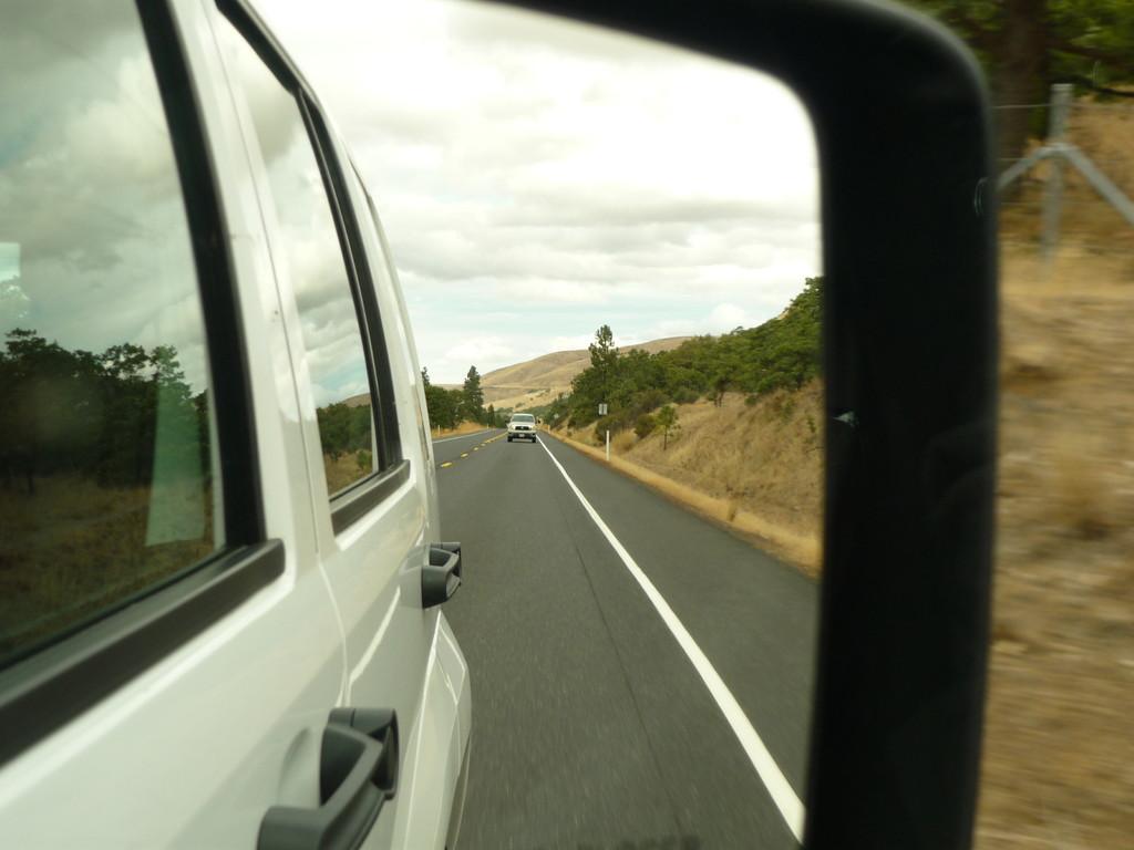Unterwegs mit unserem Jeepli