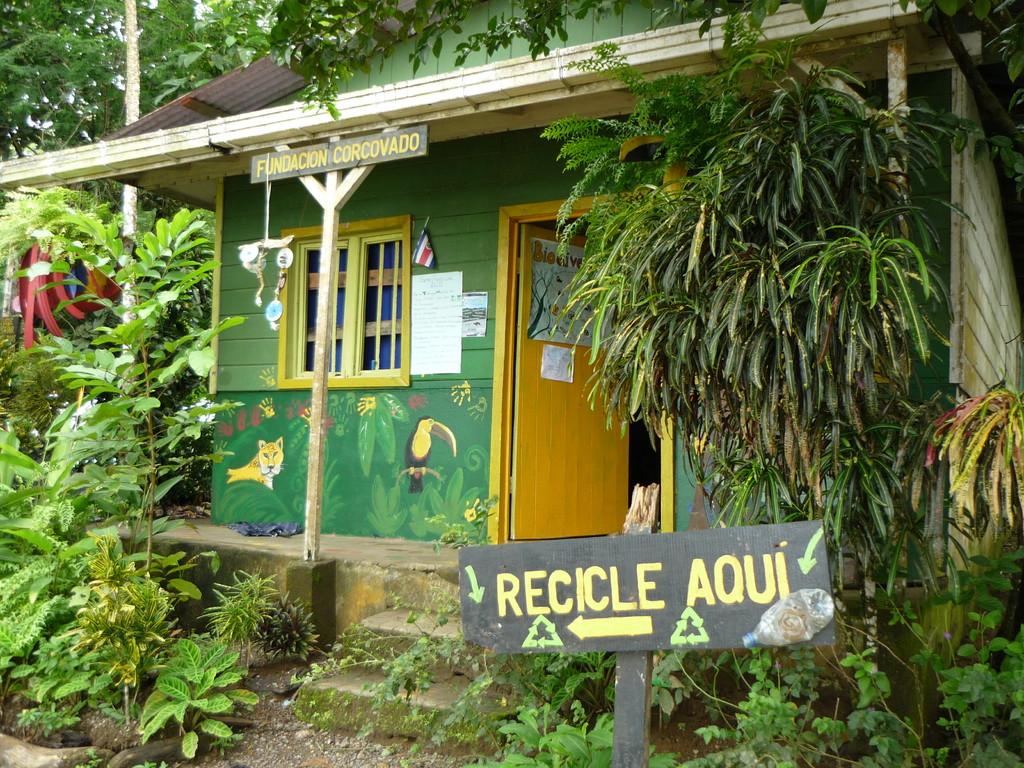 Umweltbewusstsein wird GROSS geschrieben in Bahia Drake