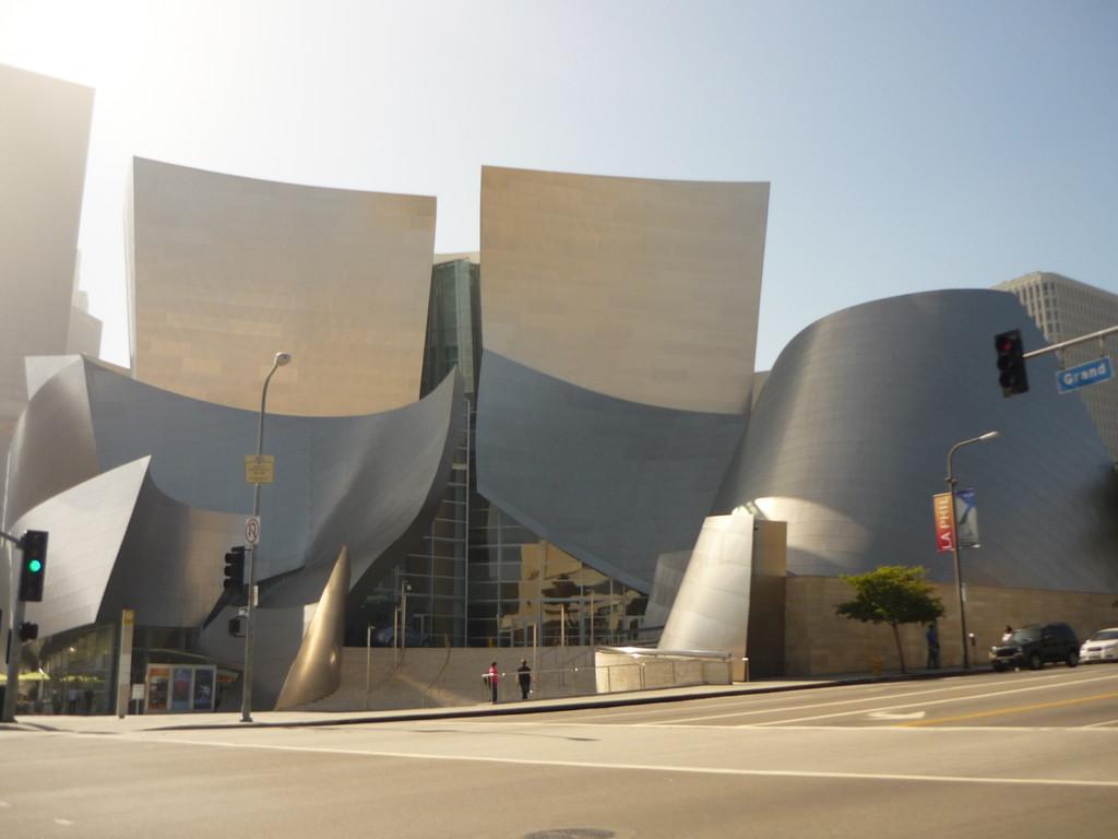 Das Museum of Contemporary Art, MOCA