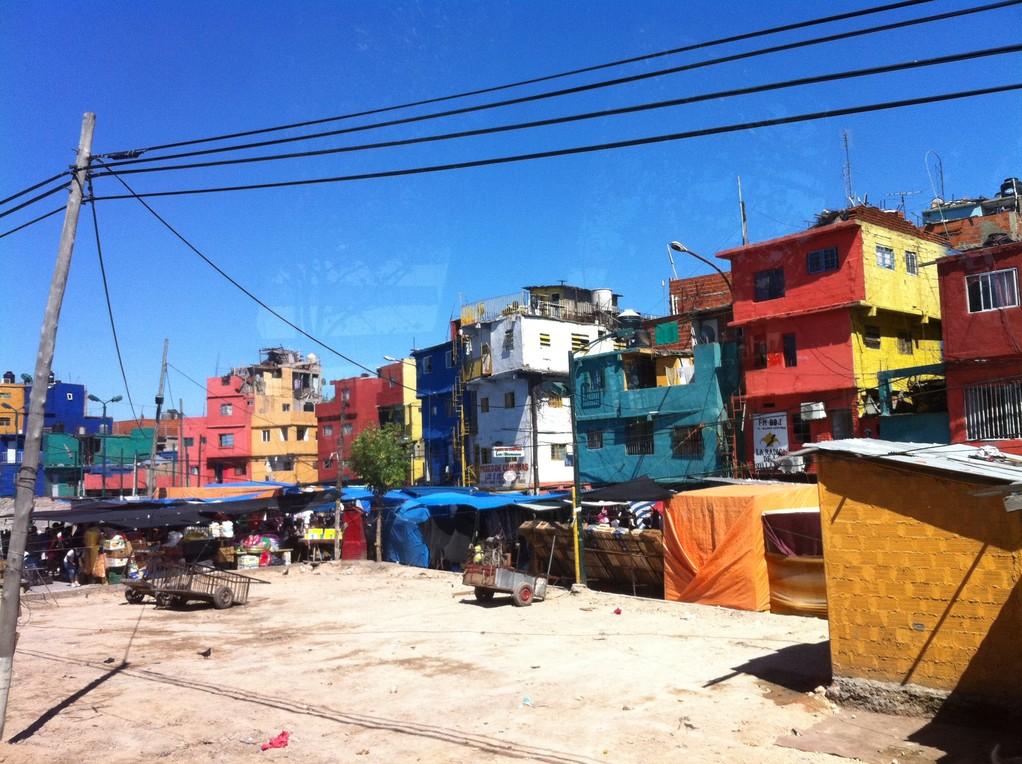Ankunft in Buenos Aires: Retiro