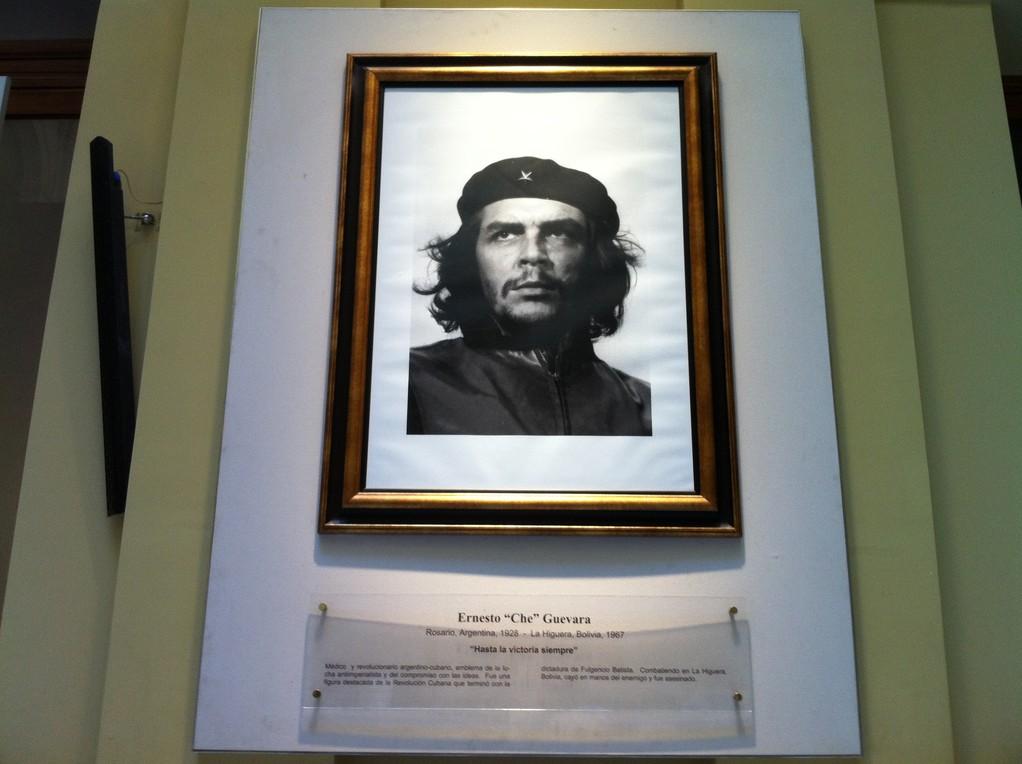 Ein weiterer Held, der seine Wurzeln in Argentinien hat: Che Guevara