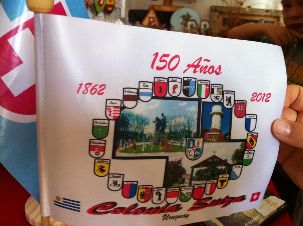 Das Dorf feiert dieses Jahr das 150 jaehrige Jubilaeum