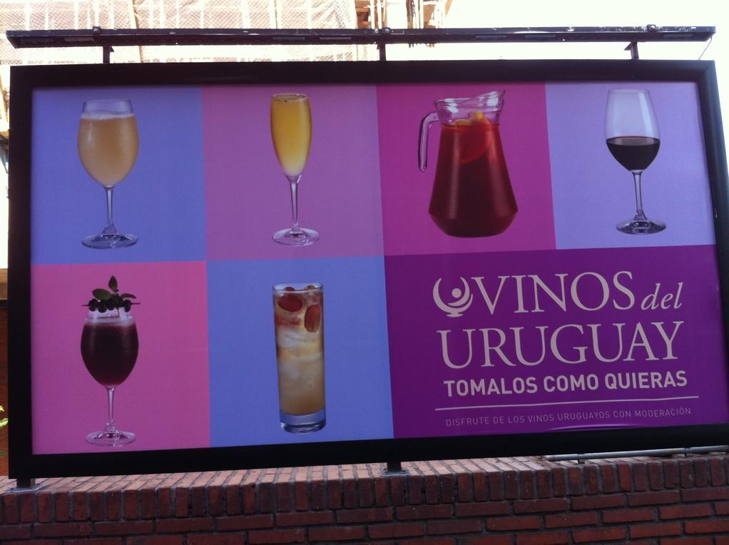 Fuer mich ein Ausdruck der Toleranz der UrugayerInnen