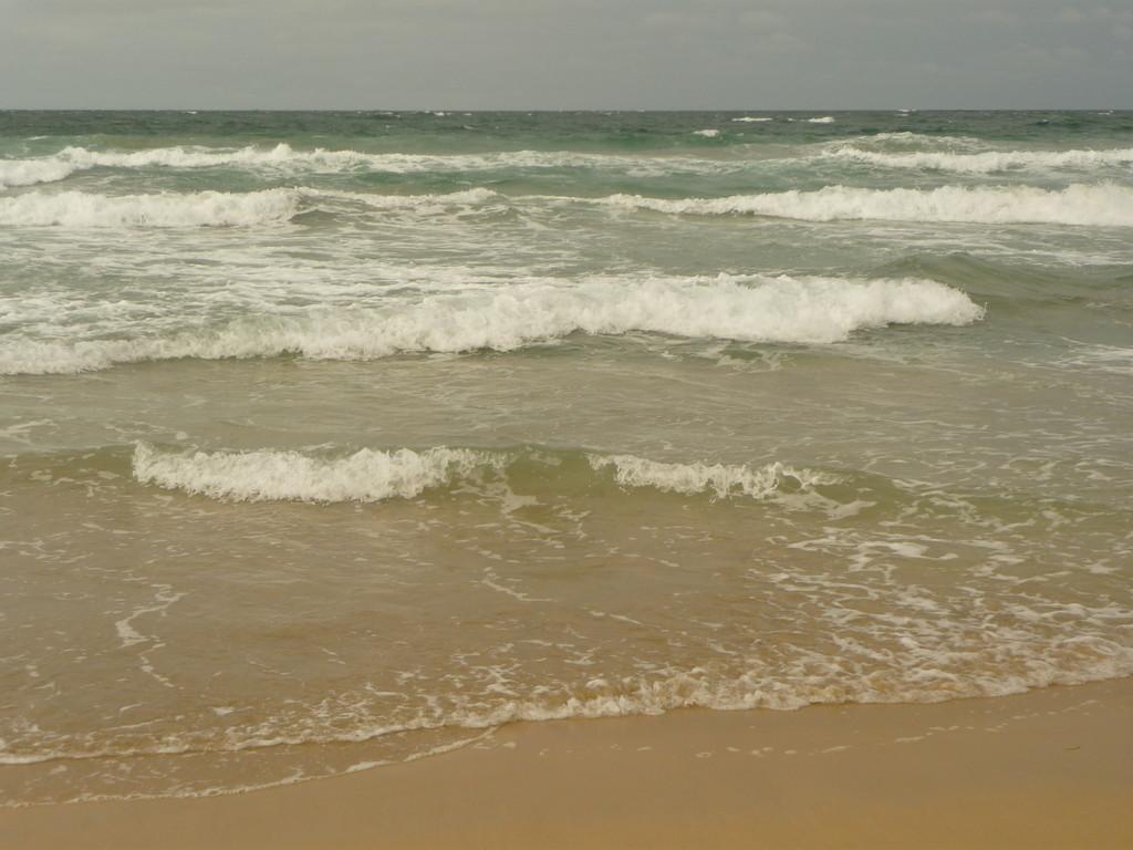 Traumhaft klares karibisches Meerwasser