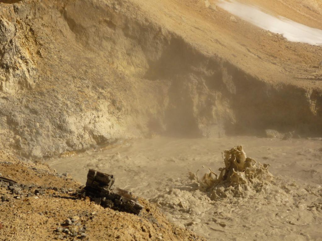 Die Schwefelbaeder gehoeren zu den heissesten auf der ganzen Welt