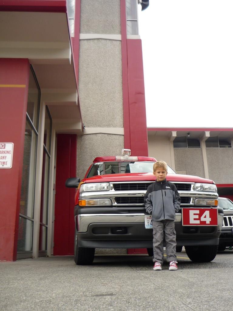 Feuerwehrmann Jerome