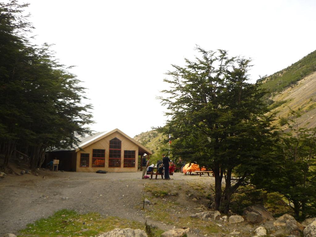 Das Refugio Chileno