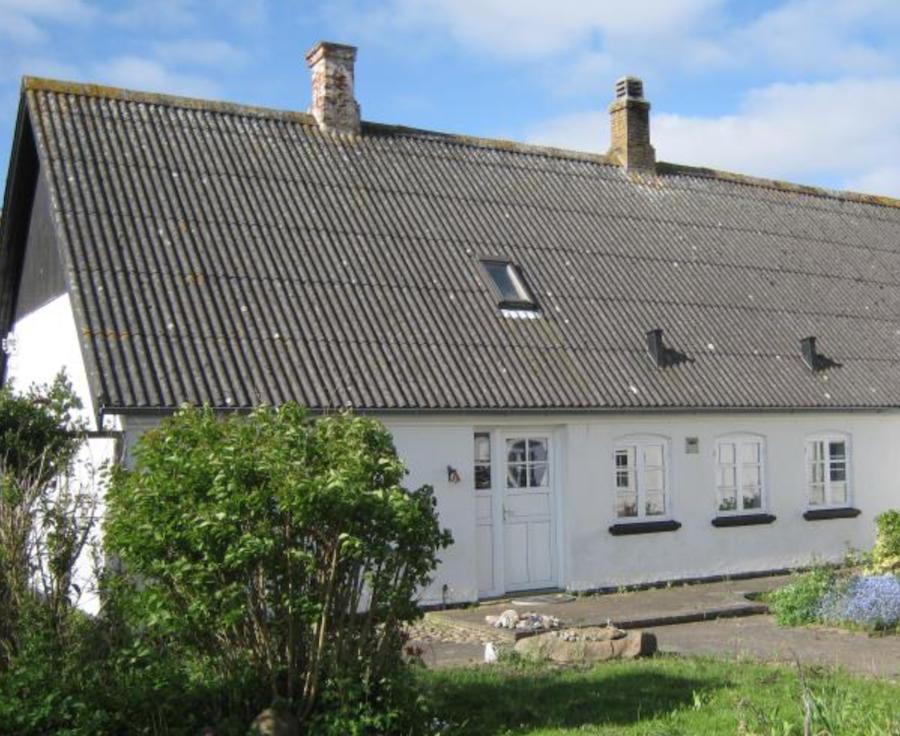 Das Haus auf Lille Risemarksvej auf Ærø