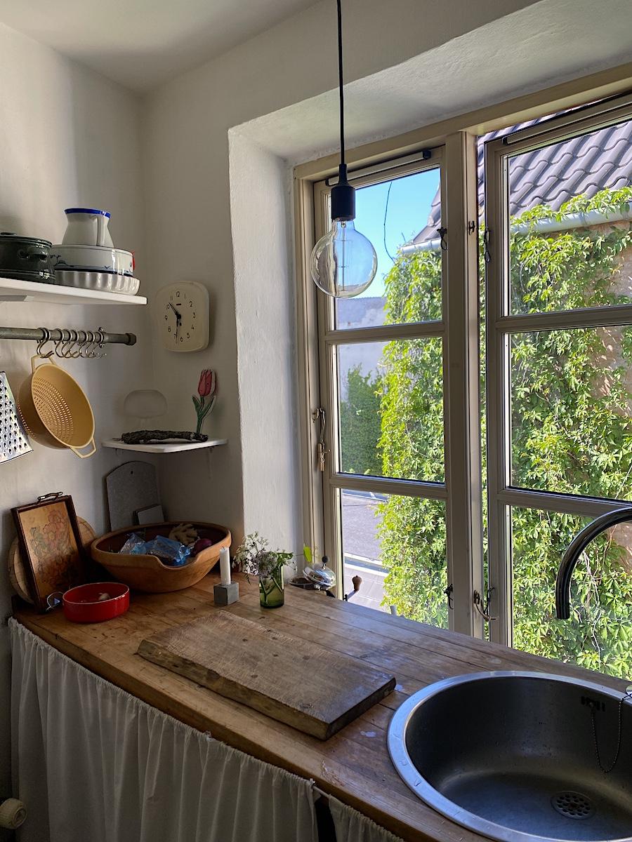 Meine kleine, aber hyggelige Küche