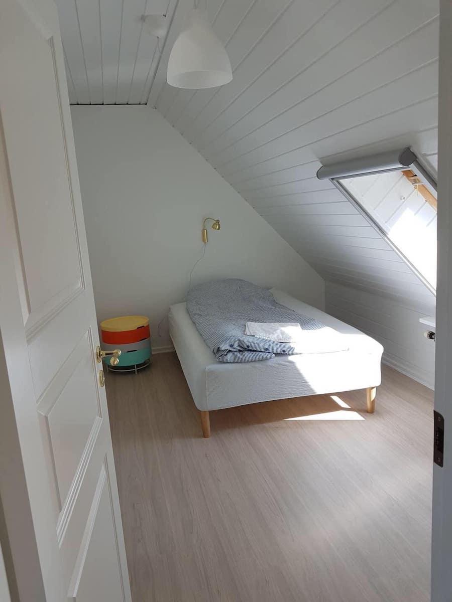 Ein von acht Schlafzimmer